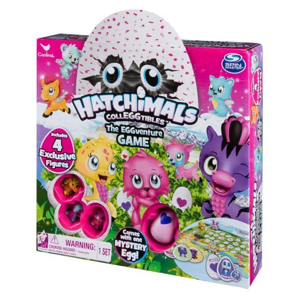 Hatchimals CollEGGtibles The EGGventure Game