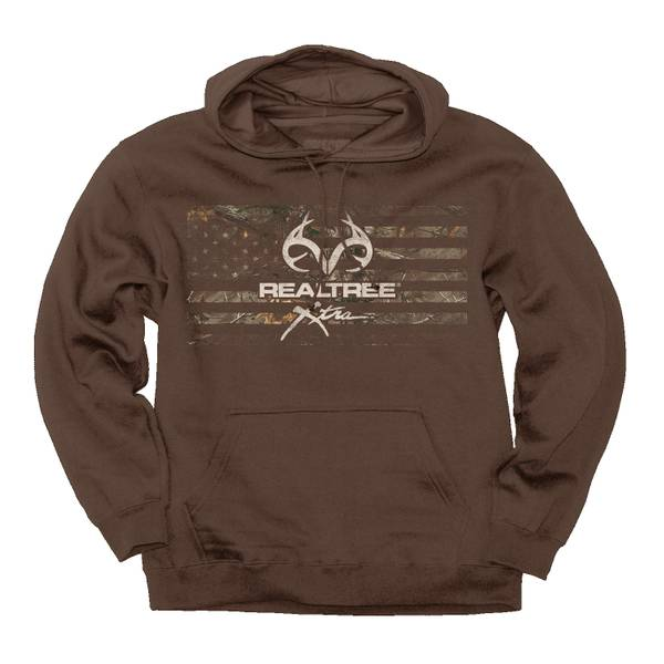 Men's Realtree Keep It Real Camo Hoodie