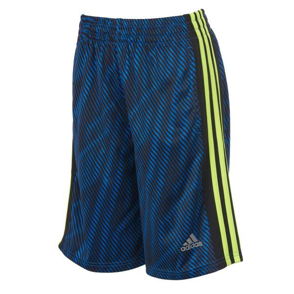 Boys' Blue Influencer Shorts