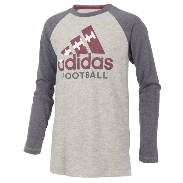Little Boys' Raglan Football Tee