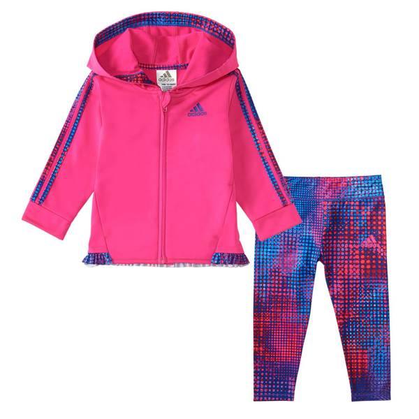 Baby Girls' Colors Ignite Set