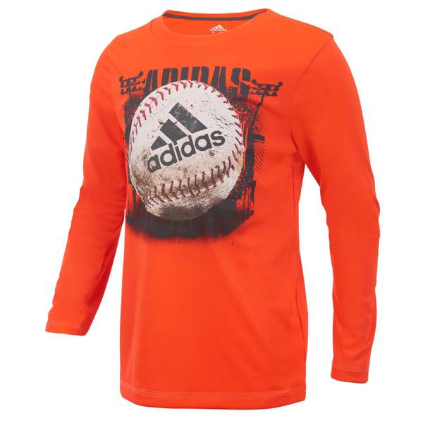 Toddler Boys' Baseball Tee
