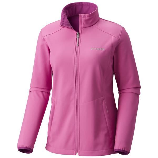 Women's Lavender Kruser Ridge II Softshell Jacket