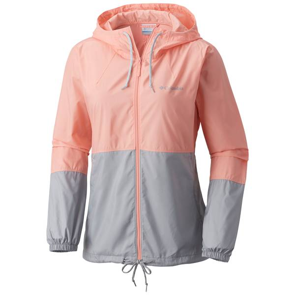 Misses Flash Forward Windbreaker