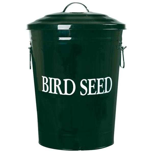 Green Seed Container