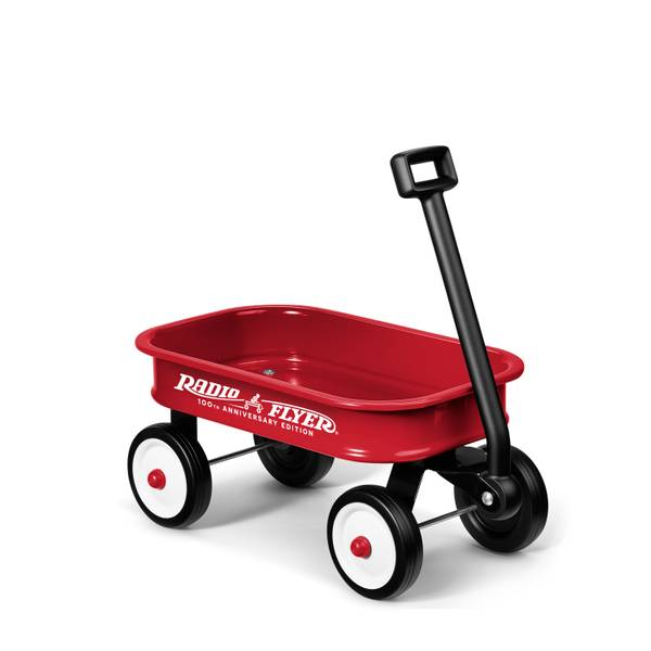 Radio Flyer Little Red Toy Wagon: 100th Anniversary