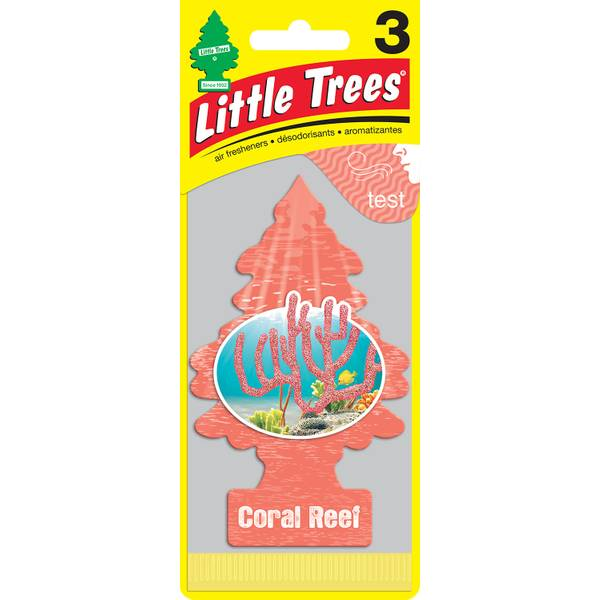 Tropical Shores Air Freshener - 3 Pack