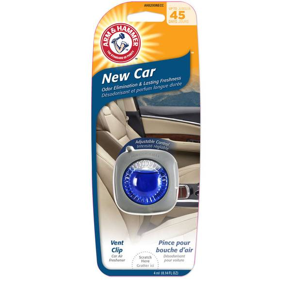 Arm & Hammer Vent Clip Car Air Freshener