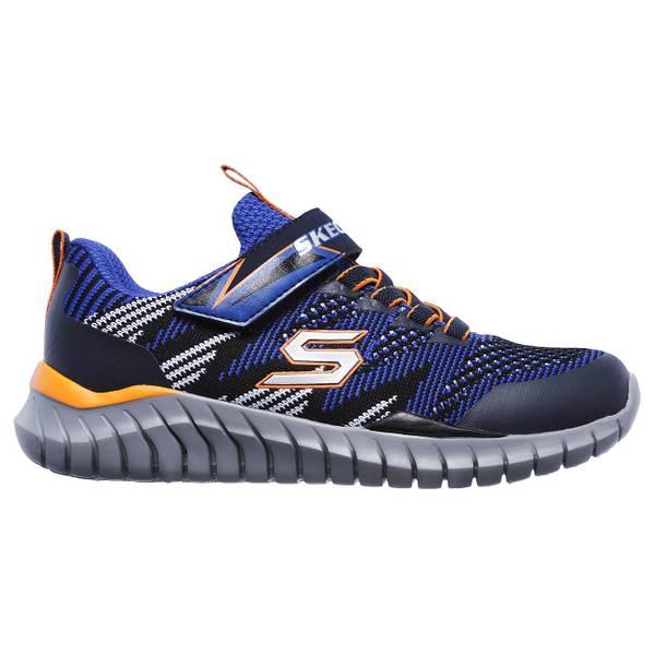 Boy's Royal & Black Spektrix Athletic Training Sneakers