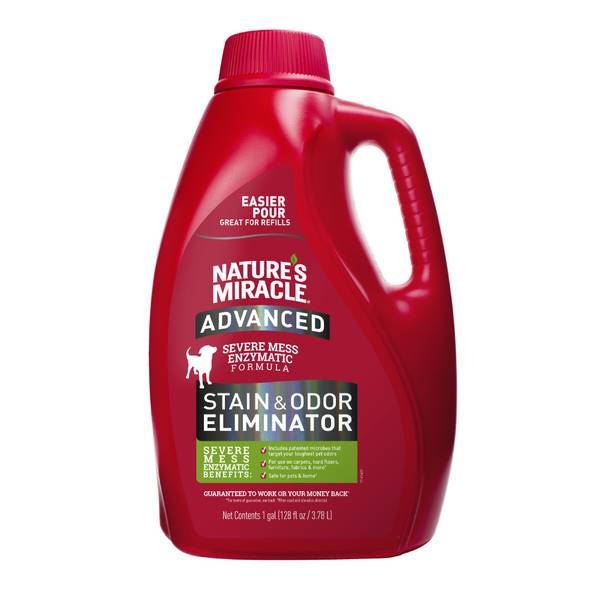 Nature S Miracle Advanced Dog Stain Amp Odor Eliminator P