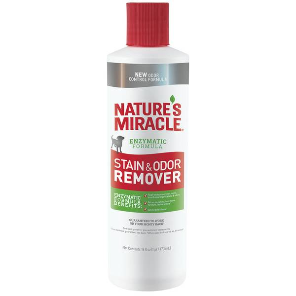 Dog Stain & Odor Remover