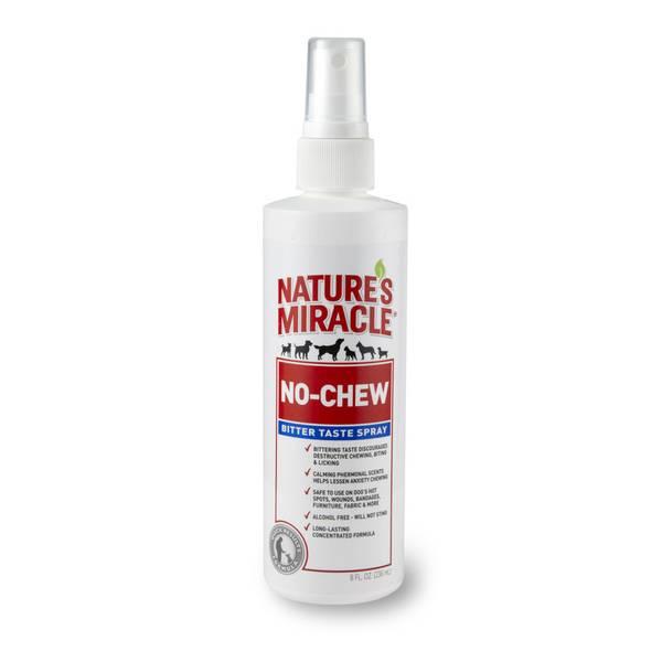 8 oz NM No Chew Deterrent - Spray