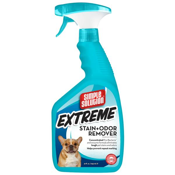 Extreme Stain & Odor Remover