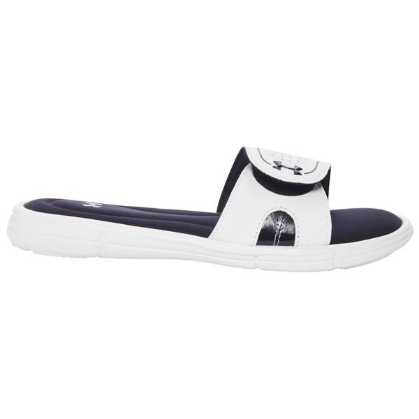 5eae1ec5f8e Under Armour Women s Ignite VIII Slide Sandal