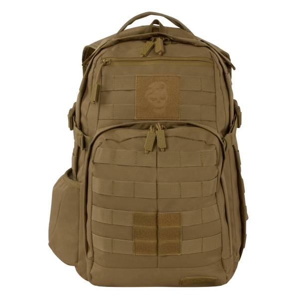 Desert Clay Special Operations Group Ninja Day Pack