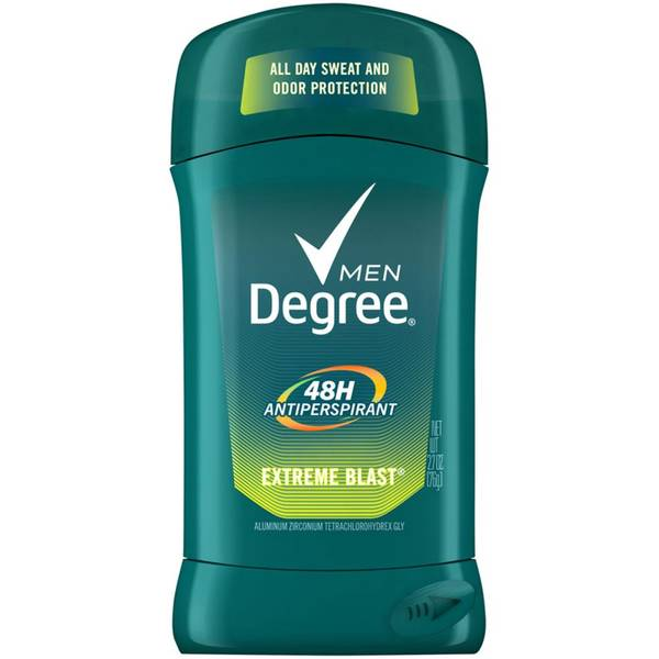 Degree Deodorant Invisible Solid Extreme Blst