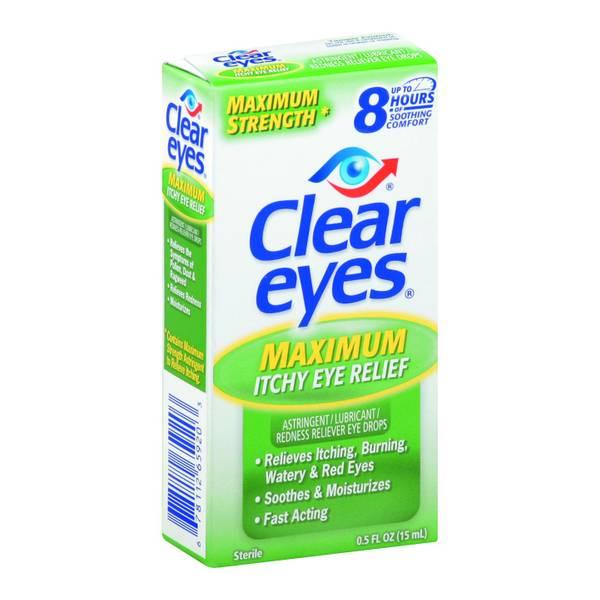 Clear Eyes Eye Drops acr 15ml