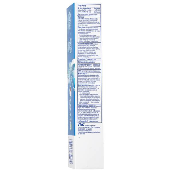 Complete Whitening + Scope Cool Multi-Benefit Toothpaste