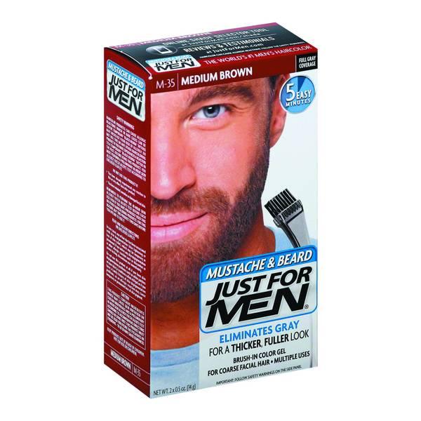 Just for Men 1ct Beard Medium Brown