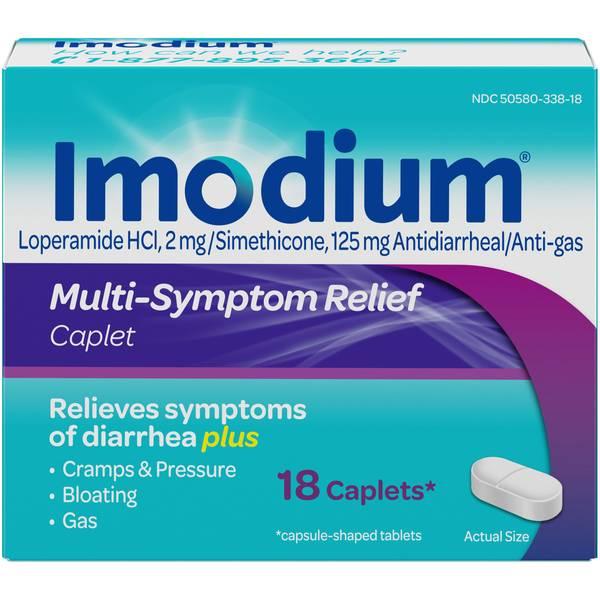 Multi-Symptom Relief Cap
