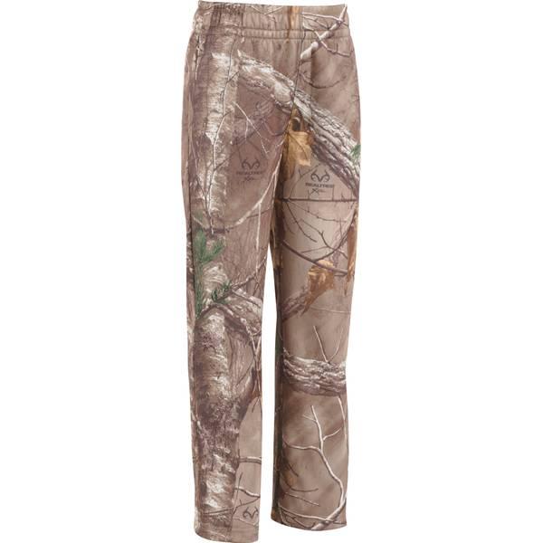 Little Boys' Realtree Armour Fleece Pants