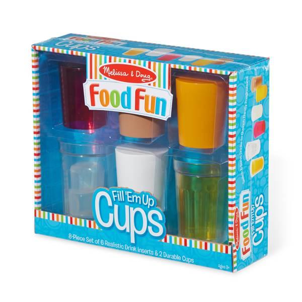 Food Fun Fill 'Em Up Cups
