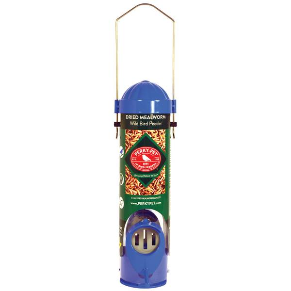 Perky-Pet 421 Aqua Seed Duo Wild Bird Feeder (1068264 388) photo