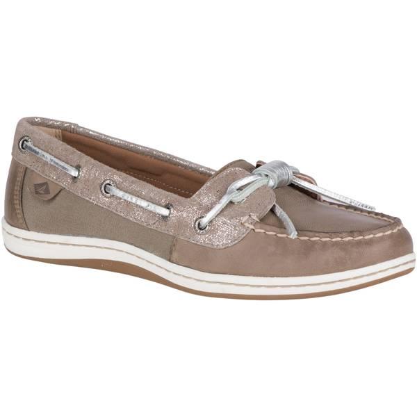 Women's Barrelfish Metallic Boat Shoes