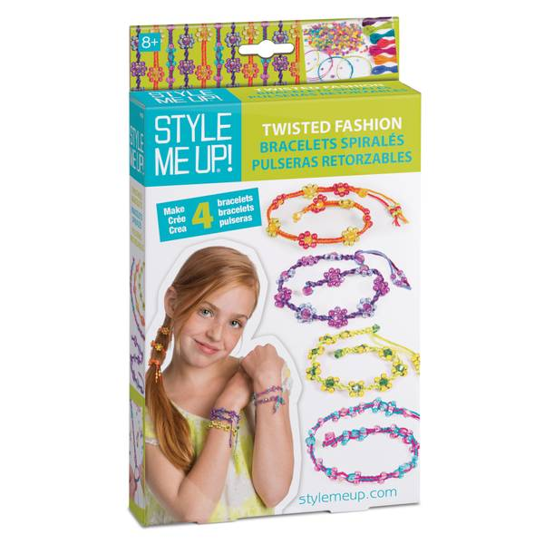 Twisted Fashion Bracelet Kit