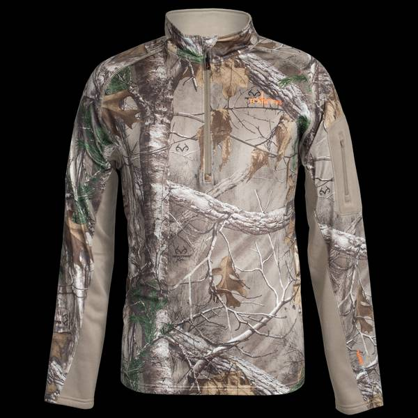 Men's Realtree Xtra Performance Layer Jacket