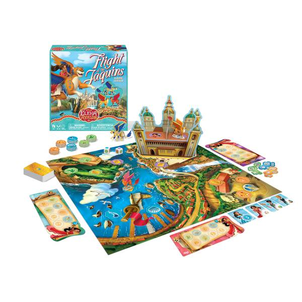 Elena of Avalor Flight of the Jaquins Game