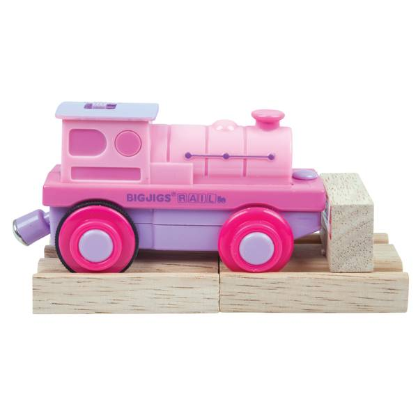 Pink Battery-Operated Engine