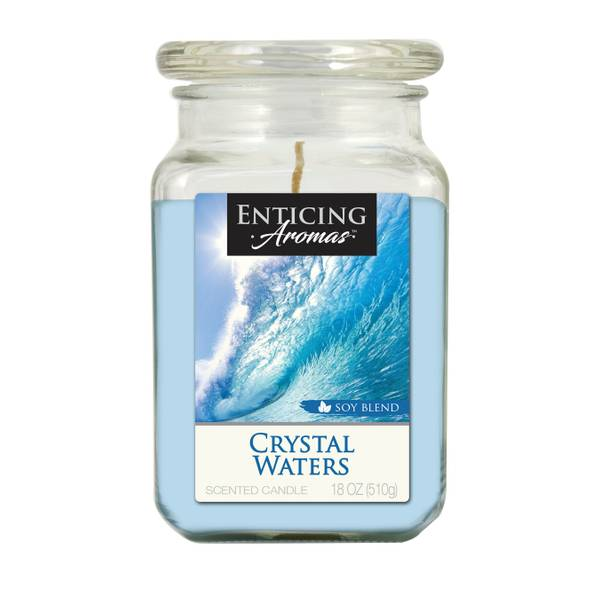 Crystal Waters Candle