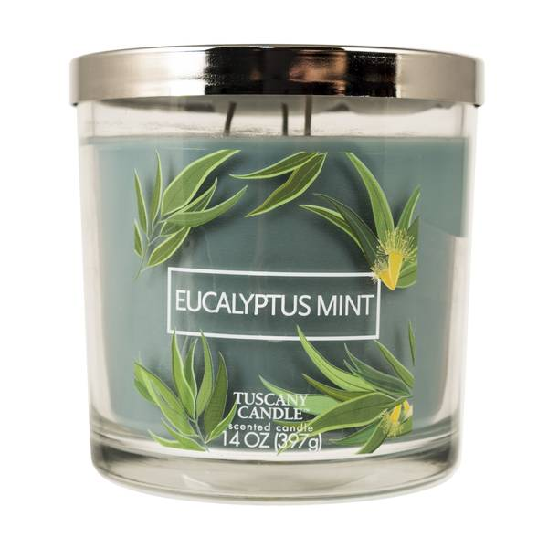 Eucalyptus Mint Candle