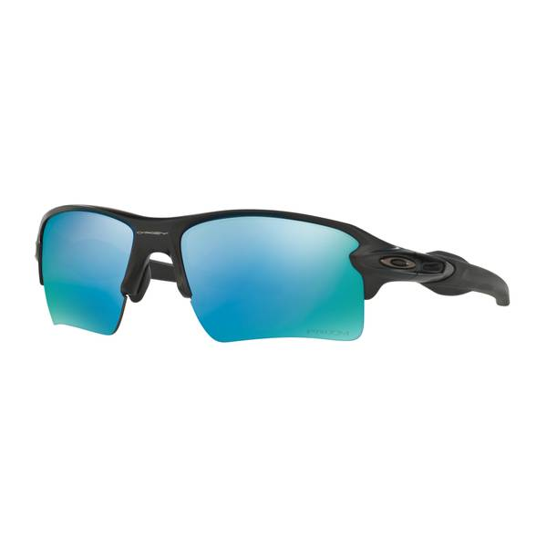 Matte Black Flak 2.0 XL Prizm Polarized Sunglasses
