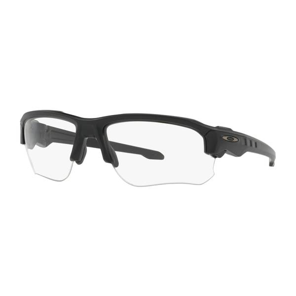 Matte Black Speed Jacket Polarized Standard Issue Sunglasses