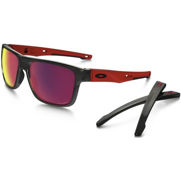 Crossrange Prizm Matte Black Frame Sunglasses