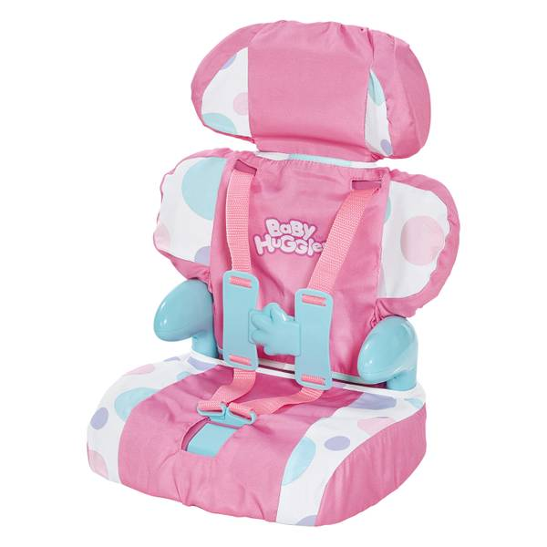 Baby Doll Car Booster Seat