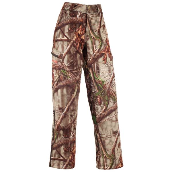 a497c5fa2786a Huntworth Women's Camouflage Bonded Berber Pants