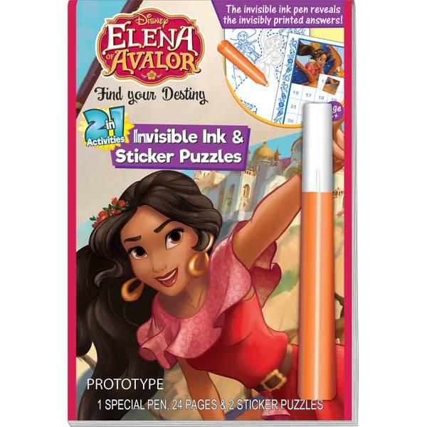 Elena Find Your Destiny Magic Pen Book