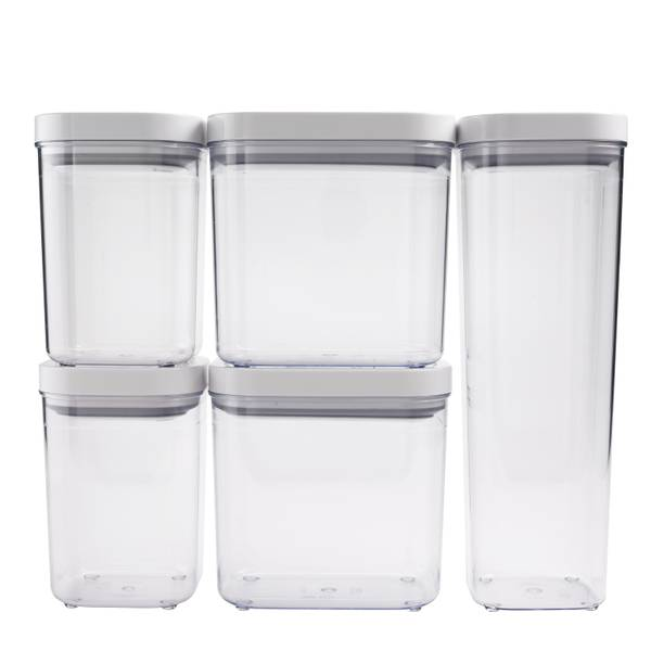 Oxo Softworks Pop Container 5 Piece Set