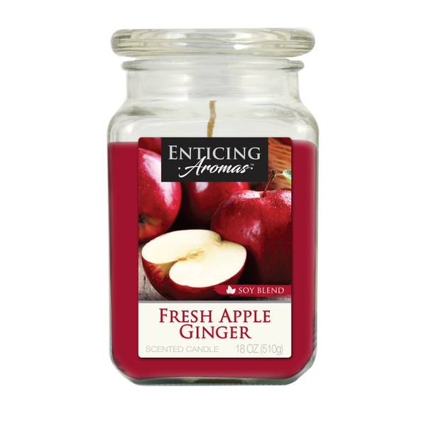 Fresh Apple Ginger Candle