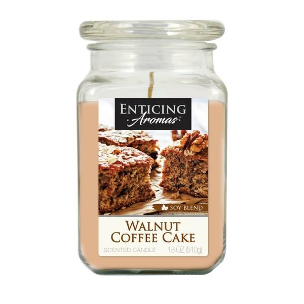 Walnut Coffee Cake Candle