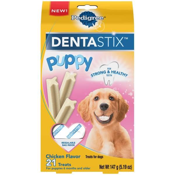 Dentastix Chicken-Flavor Puppy Treats