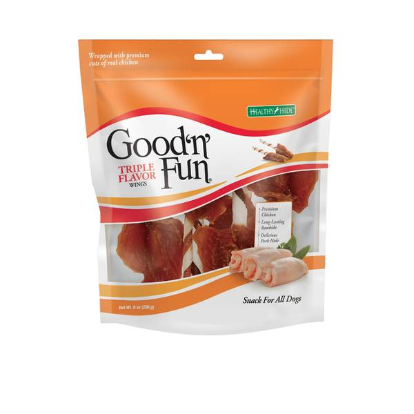Good 'n' Fun Triple Flavor Wings