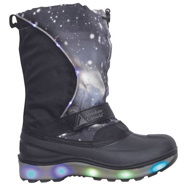 Boys' Cosmos Light Up Boots
