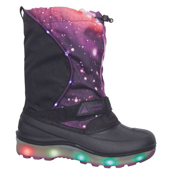 Girl's Cosmos Light Up Boots