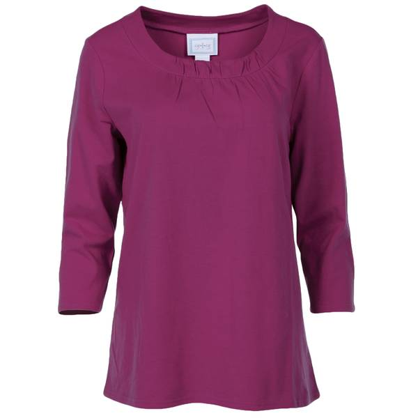 Women's Torie Gathered Neck Top