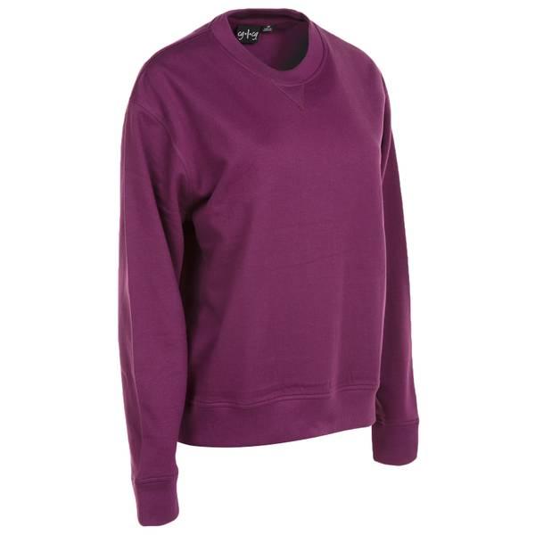 Women's Fleece Crew Sweatshirt
