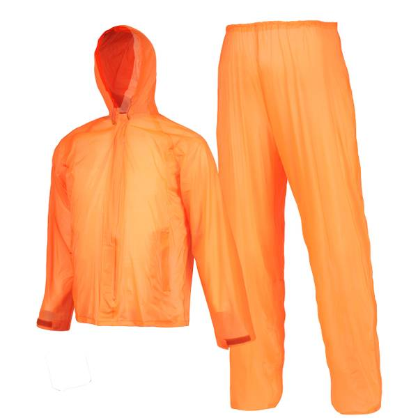 Huntworth Men's .20mm PVC Rain Suit